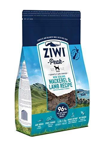 Ziwi Peak Alimento Deshidratado para Perro, Sabor Caballa y Cordero - 2500 gr