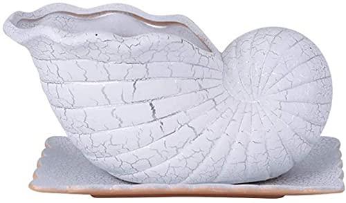 MLL Vaso da Fiori, Piante in Vaso filettate Piante in Vaso Seminatrice Balcone per Interni Decorazioni per Il Desktop I Migliori regaliOrnamenti freschi ed Eleganti