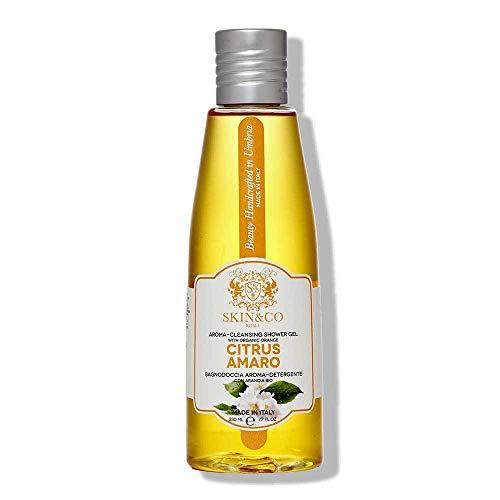 SKIN&CO Roma Citrus Amaro Shower Gel
