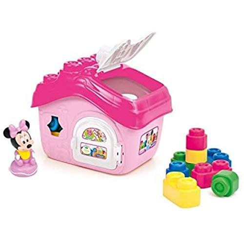 Clementoni Clemmy Baby Minnie Home Sweet Home Jouets d'apprentissage et d'activités