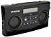 Sangean PR-D5BK AM/FM Portable Radio with Digital Tuning and RDS (Black) (Renewed)