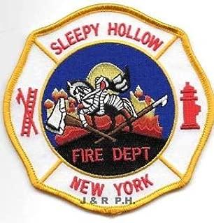 Sleepy Hollow Fire Dept, New York (4.25