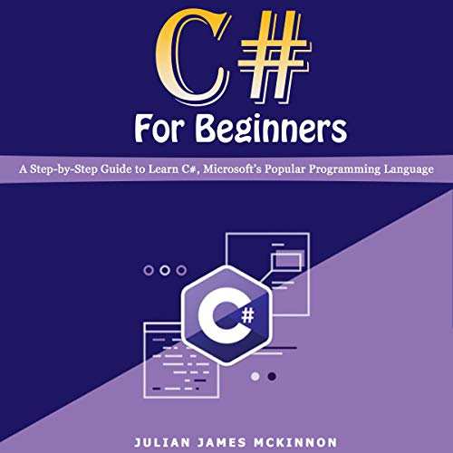 C# for Beginners  By  cover art
