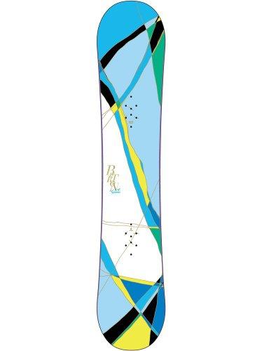 Burton Genie - Tabla de Snowboard para Mujer Multicolor no Color Talla:145cm
