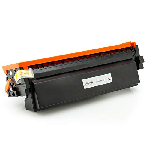 LINKYO Compatible Toner Cartridge Replacement for HP 410X 410A CF410X (Black, High Yield, 2-Pack) Photo #3