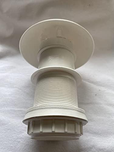 Ventilador de techo para caravana, diámetro de 60 mm, máx. 70 °