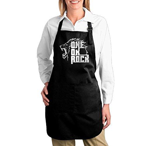 ワンRock 人気 応援 キャンバスエプロン 大きい サイズ シンプル ポケット付き H型 男女兼用 キレイなシルエット 飲食 作業 カフェ