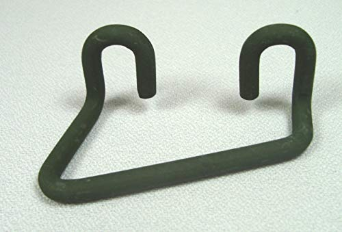 MILITARY HUMVEE DOOR STRIKER FOR RIGHT REAR PASSENGER SOFT CANVAS DOORS - 1 PIECE - M998 HMMWV H1