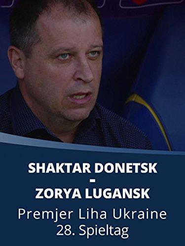 Shaktar Donetsk - Zorya Lugansk