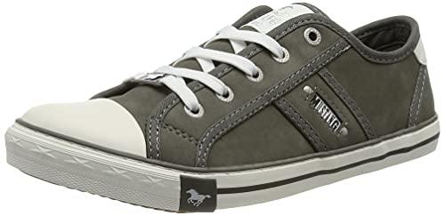 MUSTANG Damen 1099-323-2 Sneaker, grau, 40 EU