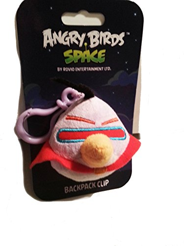 Commonwealth – Angry Birds Space Purple Bird Backpack cllip by