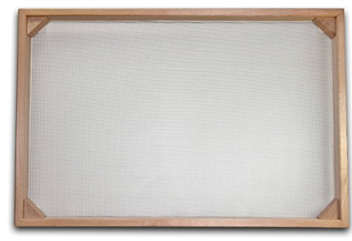 Elettro Center Art.A369 Asciuga Pasta, Legno, Bianco