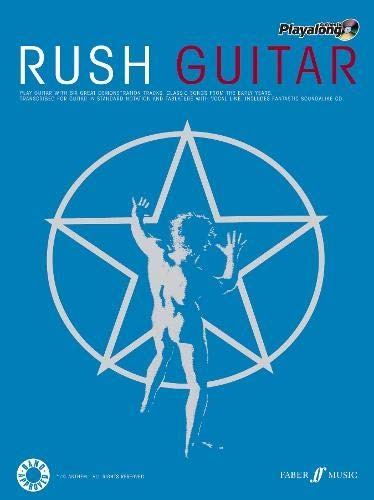Rush: (guitar) (Authentic Playalong)