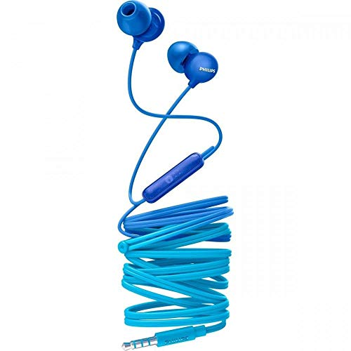 Fone de Ouvido in ear com microfone, Philips, SHE2405BL/00