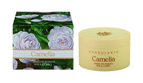 La crema perfumada ERBOLARIO Camelia para el cuerpo 200 ml