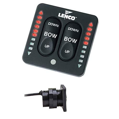 Lenco Marine Inc 30343-001 Key Pad for Indicator Trim Tab