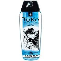 Shunga Toko Lubricante, Aroma de Frutos Exóticos, Transparente - 165 ml