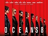 OCEAN'S 8 – Sandra Bullock – Film Poster Plakat Drucken