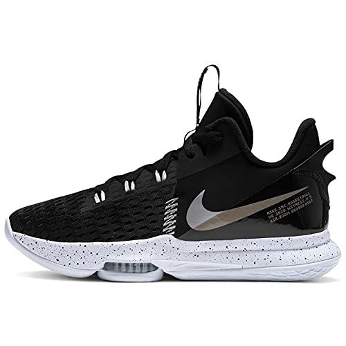 Nike Scarpe Lebron Witness 5 TG 47.5 cod CQ9380-001 - 9M [US 13 UK 12 CM 29.6]