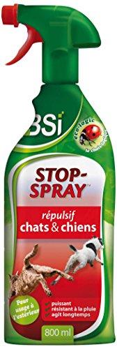 Provence Outillage Stop Spray - Repelente de Perros y Gatos