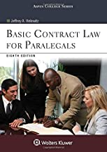 Basic Contract Law for Paralegals (Aspen College)