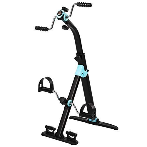 ZXFF Ejercicio Pedal Fitness Machine, Ejercicio De Recuperación De Hemiplegias De Extremidades Superior E Inferior Multifuncional para Los Ancianos, Fáciles De Instalar