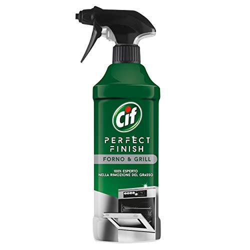 Cif Perfect Finish Forno e Grill - 435 ml