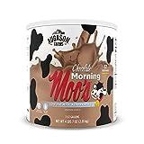 Augason Farms Morning Moo's Chocolate Low Fat Milk Alternative 4 lbs 7 oz