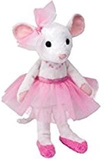 Cuddle Toys 669 23 cm Tall Petunia Ballerina Mouse Plush Toy