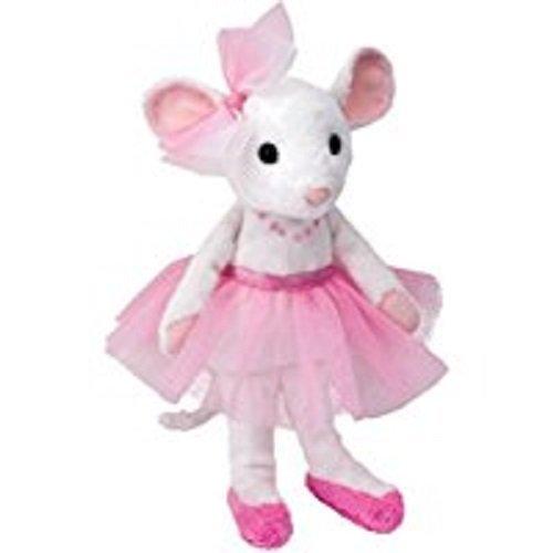 "Cuddle Toys 669 Petunia Ballerina Plush Mouse Fantasy Toy, 9""/23 cm Tall"
