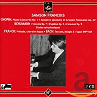 Samson Francois Plays Chopin/Schumann/Franck/Bach