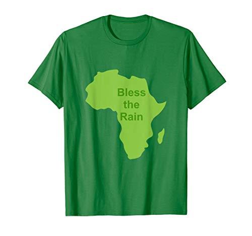 Toto - Africa - Bless the Rains T-Shirt - Men Women Youth T-Shirt