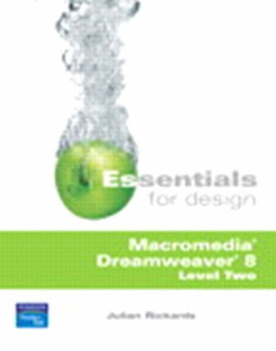 Essentials for Design Macromedia Dreamweaver 8 Level 2 + Student CD