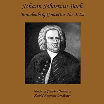 Bach: Brandenburg Concertos 1, 2 & 3