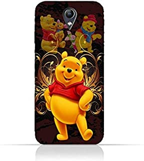 Lenovo Vibe S1 TPU Silicone Protective Case with Winnie the Pooh Design
