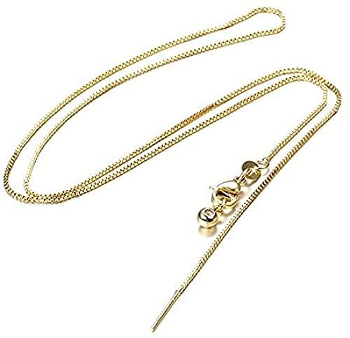 Collar Collar De Cadena De Cuerda De Cáñamo De 2 5 Mm Para Mujer, Joyería De Moda Para Boda