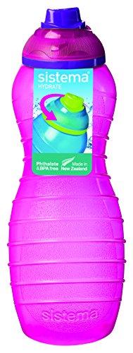 Sistema Davina Trinkflasche ohne BPA, 700ml, blau