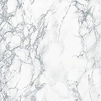 5 x Klebefolie Marmorfolie selbstklebend Möbelfolie Dekofolie Marmor weiß
