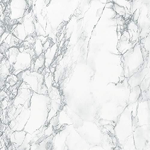7,43€/m² Möbelfolie d-c-fix Marmor Marmi grau 90cm Breite Laufmeterware selbstklebende Klebefolie Stein-Folie Marmor-Folie