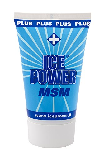 Ice Power Plus Kühlgel mit MSM, 1er Pack (1 x 0.2 l)