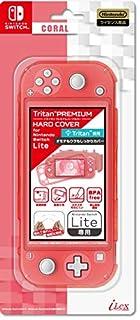 [任天堂ライセンス商品]ニンテンドースイッチLite用トライタンハードカバー『Tritan(TM)プレミアムハードカバー for ニンテンドーSWITCH Lite(クリアコーラル)』