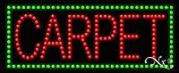 カーペットFlashing &アニメーションLEDサイン( High Impact、エネルギー効率的な)