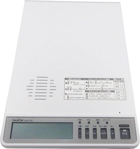 TAKACOM 通話録音装置 VR-D179