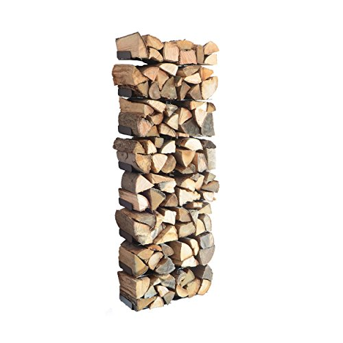 Wooden Tree Kaminholzregal Wandversion