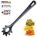 Westmark Spaghettilöffel/Pasta-Schöpflöffel, Hitzebeständig bis 270 °C, PPA, Länge: 30,5 cm,...