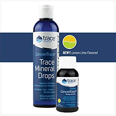 ConcenTrace Trace Mineral Drops (Parent)