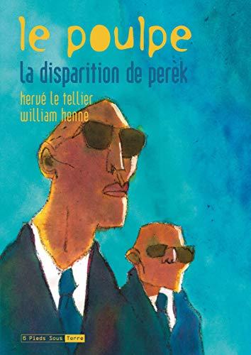 Le Poulpe - tome 8 La disparition de Perek (08)