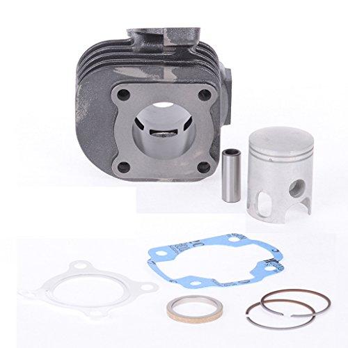 Kit cylindre 50 cc AC Sortie Droite 12 mm axe de piston Generic XOR 50 05–09