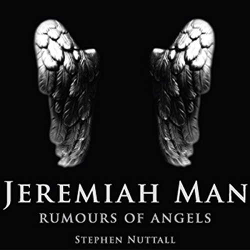 Jeremiah Man audiobook cover art