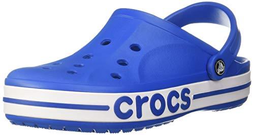 Crocs Unisex-Erwachsene Bayaband Clog Flip Flops Freizeit-und Sportbekleidung Adult, Blau (Helles Kobalt), 38/39 EU